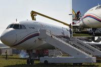 Naganský expres si vzali do parády hasiči: Nadšenci bez rozdílu věku umývali letadla