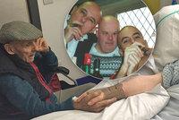Nemocnice nechala několik dní hladovět muže s Downovým syndromem (†61): Rodina z jeho smrti viní personál