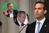 Vrátí se klan Bushových do Bílého domu? Šanci může mít vnuk exprezidenta