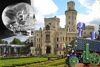 Tipy na víkend: Zámky a hrady otevírají brány! Poznat můžete i tajemství křišťálové lebky