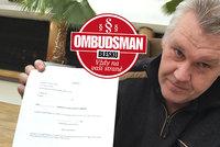 Tomáš (50) naletěl kamarádovi: 10 let  platí cizí dluh se 7 dětmi na krku!