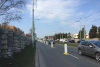 V Bělohorské přibudou pruhy pro autobusy: Mají vyřešit desetiminutová zpoždění