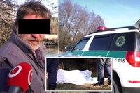 Hororový úlovek: Rybář vytáhl ze Slatiny lidskou nohu!