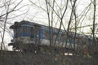 Vlak na Černém Mostě usmrtil ženu, druhá zázrakem přežila: Provoz byl zastaven
