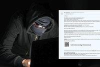 Nenechte se napálit! Podvodníci dokonalou češtinou vydírají přes e-mail