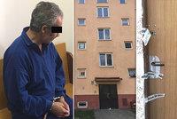 Dvojnásobná vražda na oslavě v Havířově: Podezřelý vinu nepřiznal
