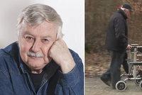 Děsivé tajemství Ladislava Potměšila: Přišel o obratel kvůli rakovině!