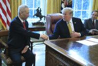 Obchodní válka USA a Číny: Trump věří v konec, Číňané mluví o velkém pokroku