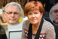 Baudyšová skončila kvůli Parkinsonovi: Smoljakův syn, či Jarolím do Senátu místo ní?