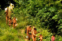 Výprava do Amazonie zabránila válce kmenů. Domorodci dostali i očkování