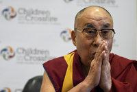 Dalajláma prosí Evropu: Vracejte uprchlíky, jinak se stanete muslimskou baštou