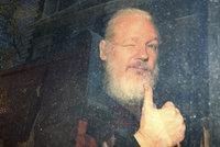 Mazání výkalů po stěnách, špinavé trenky i talíře: Assange deptal ambasádu