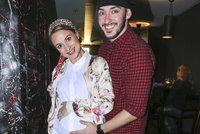 Krásná muzikálová dvojice se podělila o radostnou novinku: Čekají druhé miminko!