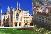 Lichtenštejnové: Když nám vrátí Lednici a Bučovice, necháme je přístupné pro lidi