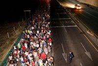 Migranty je třeba vracet rychleji, i když se vzpouzejí, shodli se ministři EU