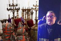 Trnovou korunu v Notre-Dame zachránil hrdina z vystříleného klubu! Vynesl z plamenů i vzácnou monstranci!