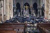 Další zázrak v Notre-Damu: Požár katedrály přežilo 200 tisíc včel na sakristii