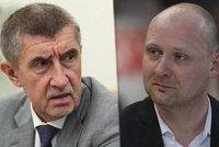 """Senátor chce řešit dotace pro Agrofert u OBSE. """"Psychopat a mafie,"""" šílí Babiš"""