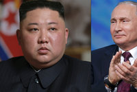 Kim vyrazí místo Trumpa za Putinem. Summit bude příští týden ve Vladivostoku