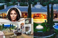 Dům za 145 milionů? Luxusní bydlení si vyhlédla Kim Kardashianová! Už plánuje stěhování