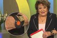 Strach rodiny o zdraví Jiřiny Bohdalové (87): Speciální náramek může zachránit život