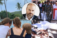 Krvavé Velikonoce na Srí Lance: Dánskému miliardáři zabili tři děti, britský otec stále hledá dceru