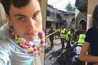 Daniel (†19) a Amelie (†15) unikli atentátníkovi na Srí Lance. Zemřeli při druhé explozi