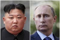 Putin a Kim se setkají ve Vladivostoku. Kam až dojede obrněný vlak z KLDR?