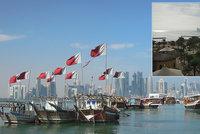 Na skok do nejbohatší země světa: Katar vás uhrane sportem, perlami i plážemi!