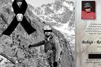 Horští záchranáři vzpomínají na zesnulého kolegu Romana: Byl tvrdohlavý srandista a mistr překvapení