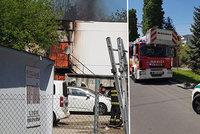 V Bratislavě vzplála ubytovna! V plamenech skončilo 9 lidí: Jeden nepřežil