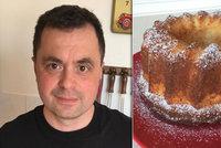 Maxijedlík Jaroslav, který vyhrává soutěže jedlíků, odtajnil superbábovku: Známe tajnou ingredienci
