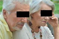 Manželé přišli o statisíce na operaci! Obrali je na české benzince!