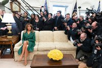 Trumpové se na narozeniny smějí za fotku bez Moniky Babišové. Přišla i o party