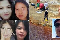 Policie v zatopeném lomu dál pátrá po obětech sériového vraha: Jedné bylo teprve šest let!