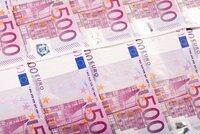 """Konec 500 eur: Tisk """"Bin Ládinovy bankovky"""" za 13 tisíc korun stopli už i Němci"""