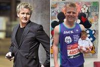 Šéfkuchař Gordon Ramsay může hrdý: Oba synové jako by mu z oka vypadli!
