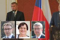 Babiš mění vládní partu: Bude mít tři vicepremiéry a Benešovou mezi ministry