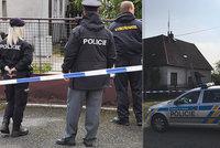 V domě na Příbramsku našli zavražděného muže (†64): Policie má podezřelého (26)!