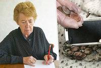 Ivana (70) si půjčila na auto kvůli dceři! Přišla o bydlení! Exekuci má až 90 tisíc seniorů
