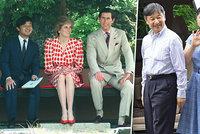 Vzal si neurozenou ženu, potkal princeznu Dianu i Sobotku. Kdo je nový císař Japonska?