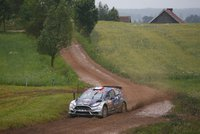 Fanoušek rallye našel závodní automobil po zvuku: Dostane 120 tisíc!