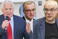 """Kalousek a Špidla počítají výhody EU. Klause štve lístek Čechů """"na Titanic"""""""