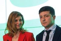 Manželce Zelenského se podařila skvělá koupě: Byt na Krymu si od oligarchy pořídila za poloviční cenu