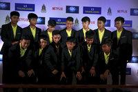 Potápěč o záchraně kluků z thajské jeskyně: Čekali jsme mrtvé, přiznal po čase