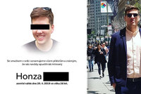 Poslanci Zdechovskému zemřel mladý asistent: Honza (†26) upadl na florbale a už ho neoživili