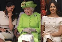 Miminko Meghan se princem nestane! Jak ho bude nazývat královna?