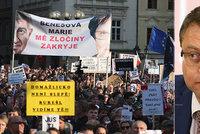 Propíraný Zeman: Babišovu rošádu nečekal. Co říká na protesty proti Benešové?