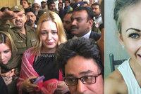 Narozeninová oslava v Pákistánu? Tereza svůj velký den prý proplakala!