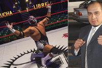 Wrestler Silver King (†51) zemřel přímo v ringu: Skolil ho infarkt